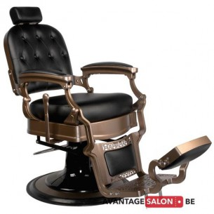Avantgesalon Ernesto Old black - Barberstoelen
