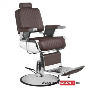 Avantgesalon Royal Brown - Barberstoelen